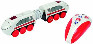 Eichhorn Bahn: Ferngesteuerter Zug