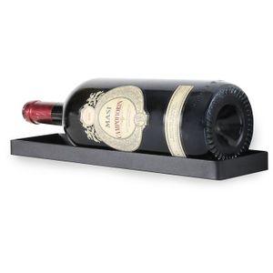 CAVEPRO: Wand-Weinregal für 1 Magnum-Flasche