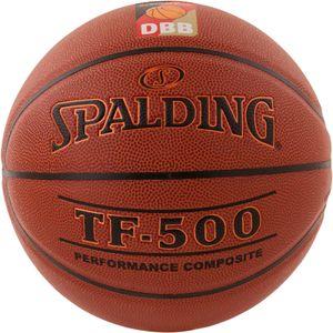 Spalding TF500 DBB indoor sz.7, (74-591Z)  - Größe: 7, 3001503010217