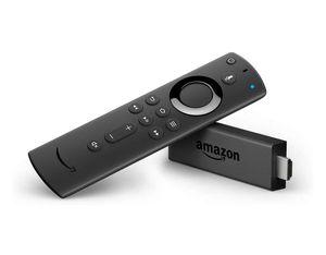 Amazon Fire TV Stick 2020 Dolby Atmos Audio, Farbe:Schwarz