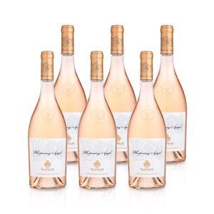 2020 Whispering Angel Rosé Caves d'Esclans, Auswahl:6 Flaschen