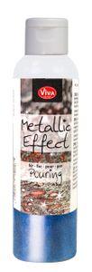 Viva Decor Pouring Metallic Effect 120ml blau