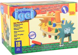 Legler Klopfbank Igel - small foot design