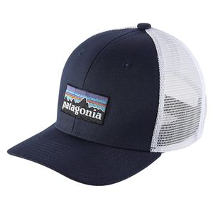 PATAGONIA Kids Snapback Cap Trucker navy blue