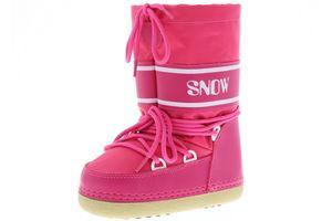 Vista Kinder Mädchen Winterstiefel Boots pink, Größe:23/24/25, Farbe:Pink