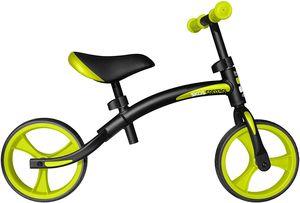 Skids Control Laufräder 2 Räder loopfiets 10 Zoll Junior Schwarz/Grün