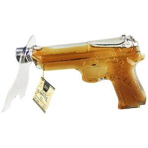 Armenische Edelspirituose Beretta Pistole Geschenkset 0,2L 10 Jahre Reifezeit