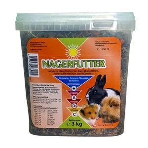 Vitakraft Nagerfutter, Futter für alle Nager - 3kg