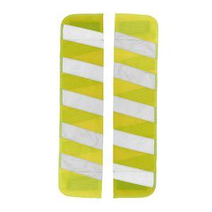 warnbänder mit Magneten gelb 2 Stück