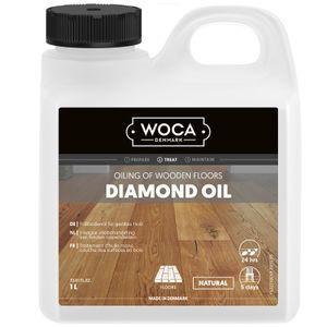 Woca Diamondöl Natur 1,0 Liter für unbehandelte oder frischgeschliffenen Holzböden
