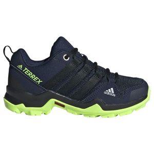 Adidas Terrex AX2R K Jungen Wanderschuh in Blau, Größe 38