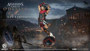 Ubisoft / UBICollectibles Assassin's Creed Odyssey PVC Statue Alexios 32 cm UBI300099727
