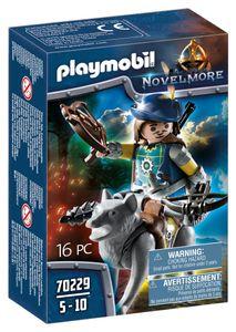 PLAYMOBIL Novelmore - Schütze mit Wolf (70229)