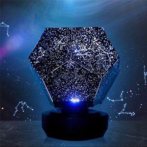 Original LED  Nacht Lampe  3d lampe für Kinder schlafzimmer Konstellation Projektion home planetarium