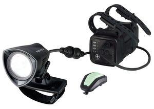 Led-Helmlampe Sigma Buster 2000 Hl Schwarz