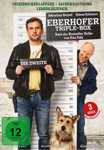 Eberhofer Triple-BOX #2 (BR) 3Disc Min: 281DD5.1WS - EuroVideo  - (Blu-ray Video / Komödie)