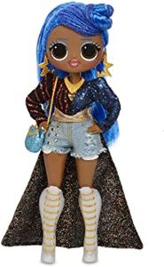 L.O.L. Surprise 565130E7C O.M.G. Miss Independent Fashion Doll with 20