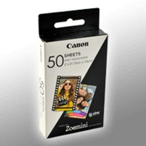 Canon ZP-2030 50 SHEETS EXP HB, Farbe:Weiß