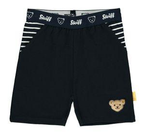 STEIFF® Jungen Sweat-Shorts , Größe:116, Präzise Farbe:Marine
