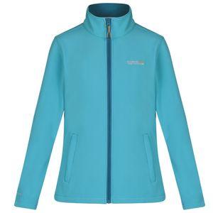 Regatta Connie III Softshell Jacke Damen für den Übergang, Farbe:Türkis, Damen Größen:46