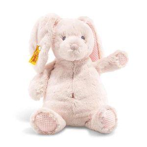 Steiff 240706 Soft Cuddly Friends Belly Hase | 28 cm Plüsch Rosa