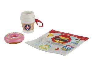 Fisher-Price Coffee-to-Go Baby Set, Baby-Spielzeug, Beißring, Baby Rassel
