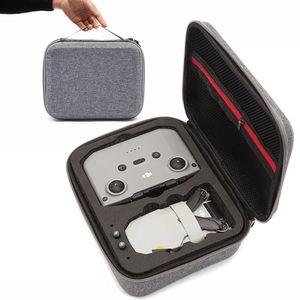 Mavic Mini 2 Tragetasche tragbare wasserdichte Aufbewahrungstasche kompatibel mit DJI Mavic Mini 2 Drohnen-Fernbedienungszubehör