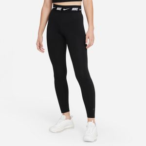 Nike W Nsw Club Hw Lggng Black M