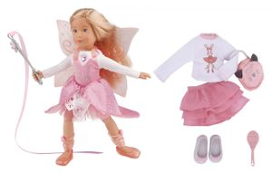 Käthe Kruse cruselings Vera deluxe Puppen-Set rosa