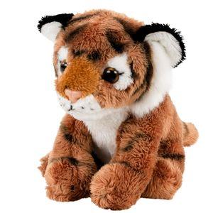 Kuscheltier Tiger rot klein 15 cm