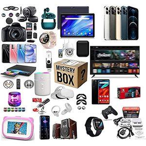 Mystery Box Electronic,Lucky Box Elektronik š¹berraschungsbox Leistungs Vielzahl von Stilen Zuf?llige š¹berraschung
