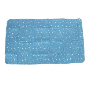 Wasserdichte wiederverwendbare u. Waschbare erwachsene behinderte 90 × 150 cm Blau und weiß