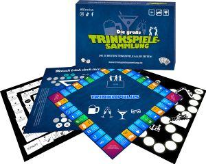 Die große Trinkspielesammlung 20 Spiele Partyspiel