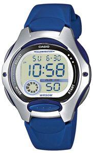 Casio Kinderuhr LW-200-2AVEG Armbanduhr blau