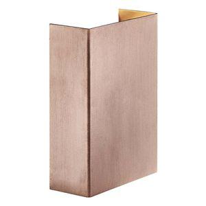 Nordlux Fold 10, Kupfer, Transparent