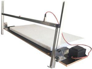 Styroporschneidegerät Styroporschneider Schnittlänge 135 cm Inkl. 2 Drähte + Gratis 5 x Scheidedraht / Glühdraht - Styropor Cutter