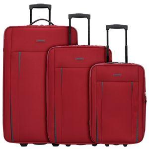 d&n Travel Line 9300 2-Rollen Kofferset 3tlg.