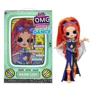 MGA Entertainment L.O.L. Surprise OMG Dance-Major Lady 0 0 STK