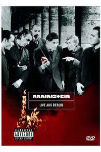 Live aus Berlin (unzensiert inkl. Bück dich) - Rammstein - Vertigo Berlin  - (DVD Video / Pop / Rock)