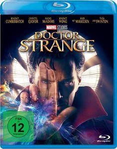 Doctor Strange BluRay