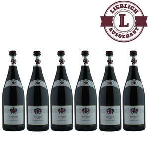 Rotwein Vino de Espana lieblich (6x1,0l)