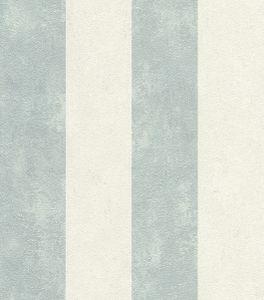 Tapete Gestreift Streifen Rasch Lucera creme blau 608922