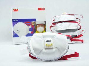 Original 3M™ FFP3 Atemschutzmaske mit Ventil, Mundschutz Maske. Versand aus DE.