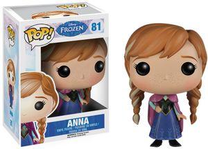 Funko POP! Disney Die Eiskönigin - Anna - Bobble Head Figur