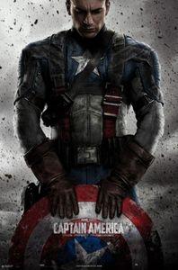 Captain America Poster Marvel  91,5 x 61 cm