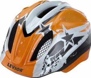 """Helm Primo """"Orange Stars"""""""