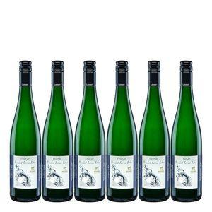 Weißwein Mosel Riesling WeinGut Benedict Loosen Erben Auslese süß vegan (6x0,75l)