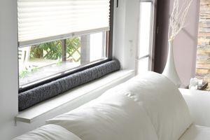 Fenster Zugluftstopper 120 cm