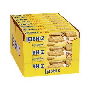 Bahlsen Leibniz Butterkekse die mit den 52 Zähnen 200g 24er Pack