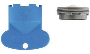 Grohe Ondus / Ondus Digital Durchflussbegrenzer für Waschtischbatterie chrom - 48009000